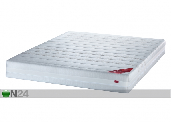 Sleepwell vedrumadrats RED Pocket Memory SW-63283