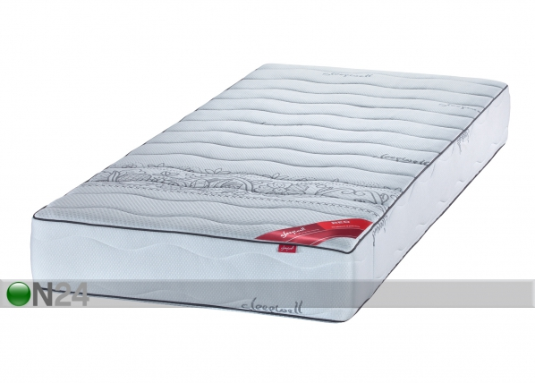 Sleepwell vedrumadrats Red Pocket Etno SW-63308