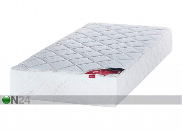 Sleepwell vedrumadrats BLACK multipocket LUX SW-63386