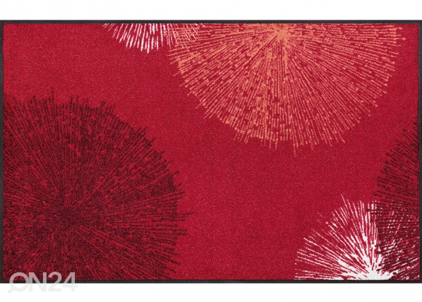 Vaip Firework red A5-74139
