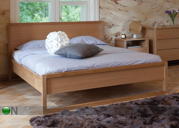 Voodi NewEst Bed Double 160x200 cm WO-74565