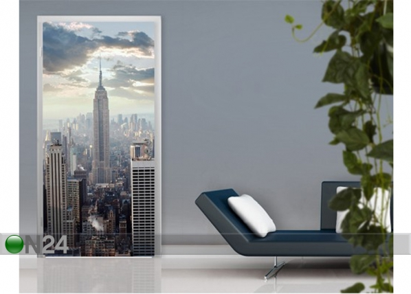 Fototapeet New York Sunrise 100x210cm ED-76699