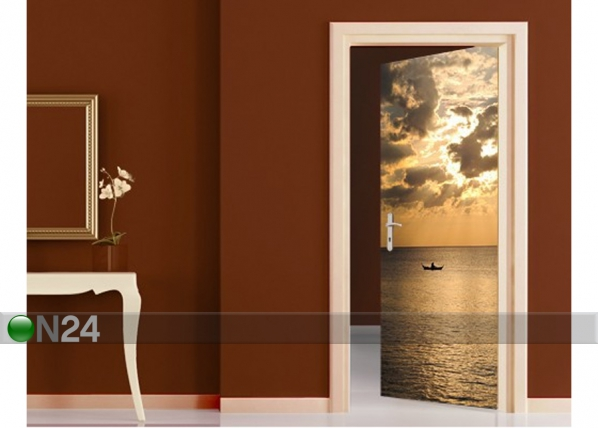 Fototapeet Asiatic Fishing 100x210cm ED-76718