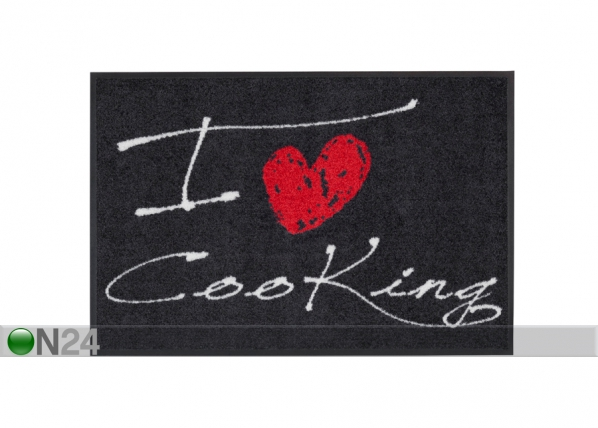 Vaip I Love Cooking Heart A5-84280