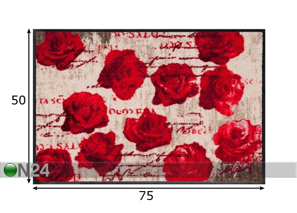 Vaip Scent of Roses A5-84307