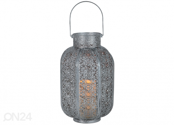Metallist LED latern Agadir AA-84977