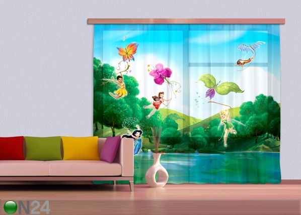 Fotokardin Disney Fairies with rainbow ED-87112