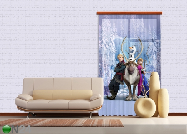Fotokardin Disney Ice Kingdom 140x245 cm ED-87186