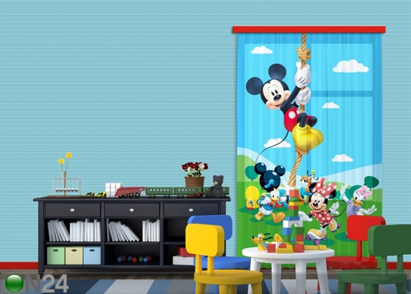 Fotokardin Disney Mickey on a rope 140x245 cm ED-87189