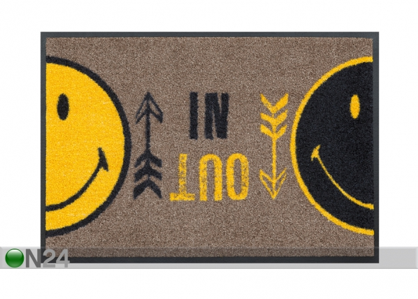 Vaip Smiley In Out 40x60 cm A5-87662