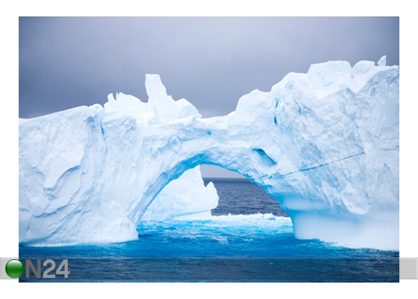 Fototapeet Arc of ice 400x280 cm ED-88093