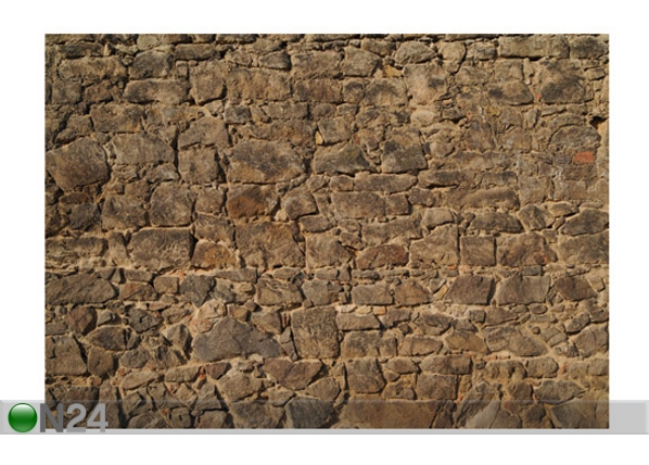 Fototapeet Antique stonewall 400x280 cm ED-88103