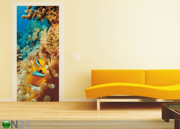 Fliis-fototapeet The sea 90x202 cm ED-91089