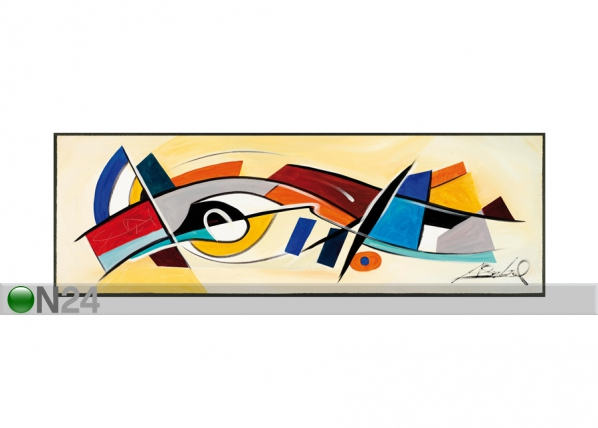 Vaip Chill abstract 60x180 cm A5-91484
