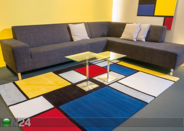 Vaip Coloured Cubes 200x300 cm A5-91942