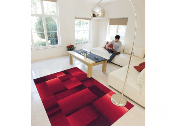 Vaip Coloured Cubes 200x200 cm A5-91945