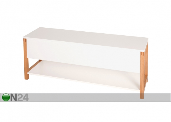 Pink Northgate Flip Bench WO-92045