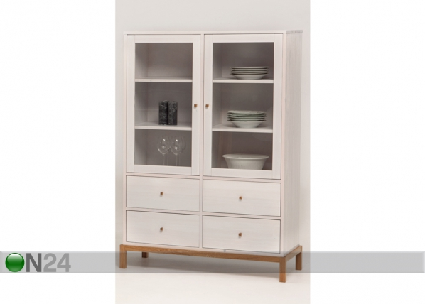 Vitriinkapp Rely Highboard Glass Doors WO-92535