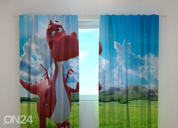 Poolpimendav kardin Little Dragon 240x220 cm ED-99379