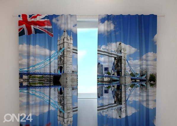 Poolpimendav kardin London Bridge 240x220 cm ED-99387