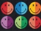 Smiley colours
